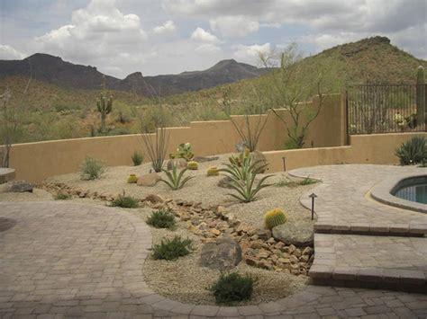 desert landscaping   create fantastic desert garden