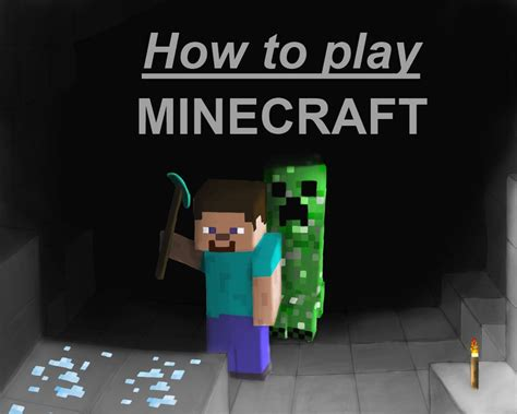minecraft how to a how to play minecraft minecraft