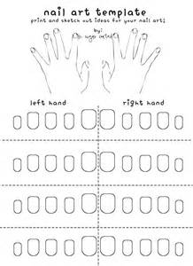 free print design templates free printable nail template bsugarcoated