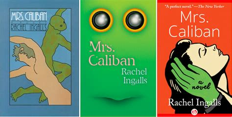 mrs caliban books a remarkable dreamlike fable ingalls mrs caliban