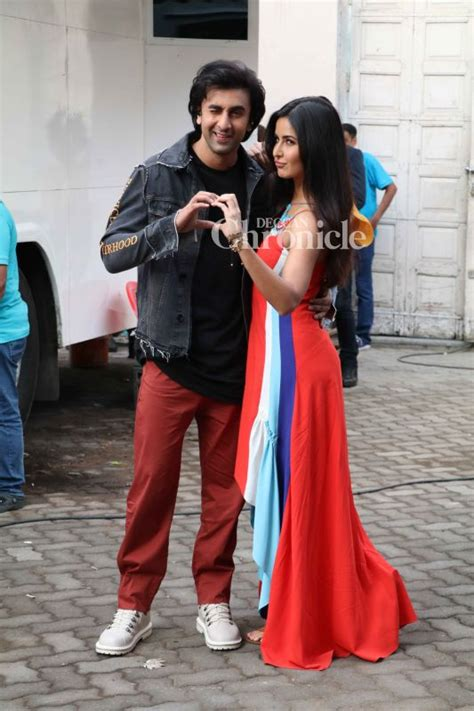 Is Hoping For A Reconciliation by Forget Discomfort Exes Ranbir Are Enjoying Jagga