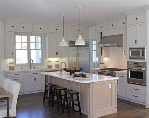 white shaker kitchen contemporary kitchen san