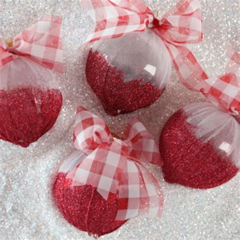 15 easy and festive diy christmas ornaments diy crafts