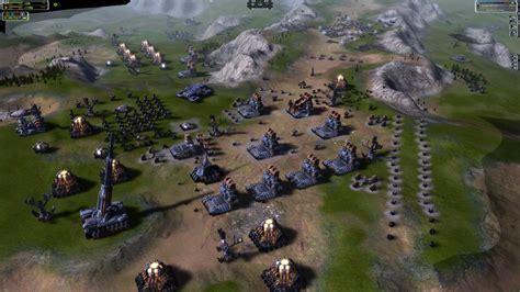 supreme commander forged alliance supreme commander forged alliance rtsplayers