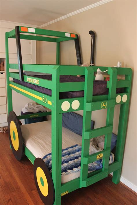 tractor bunk bed tractor bunk beds the rucker rendezvous