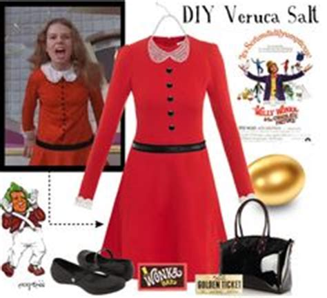 A Fabby Veruca Salt by Willy Wonka On 320 Pins