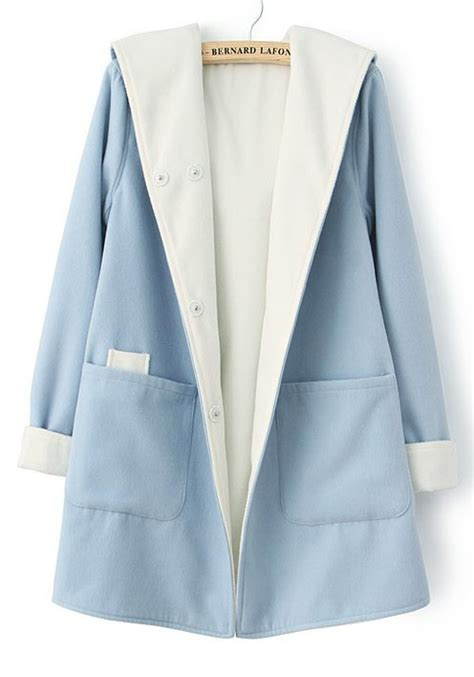 light blue wool coat light blue wool winter coat tradingbasis