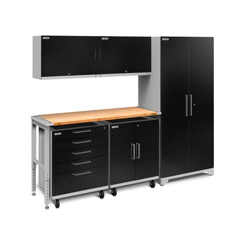 Plate Garage Cabinets by Newage Products Performance Plus Plate 2 0 80 In