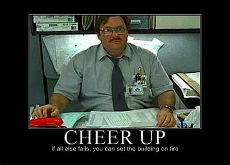 Office Space Boss Meme - my red stapler joeyfullystated