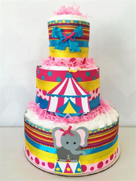 Circus Themed Baby Shower Cakes by 25 Best Ideas About Circus Baby Showers On