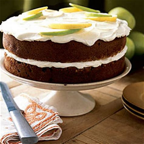 spiced applesauce cake recipes dishmaps