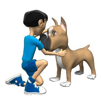 Dog Animations Gif Clipart Best 3d Animated Clipart