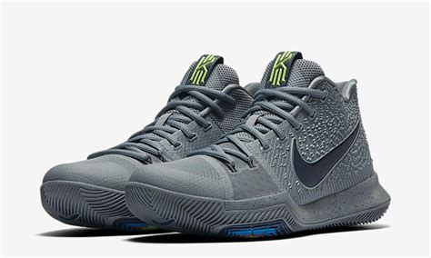 Kyrie 4 Wolf Grey kyrie irving s nike kyrie 3 cool grey available now for 120