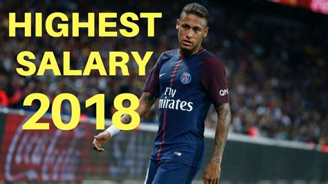 top 10 highest paid footballer in the world 2018