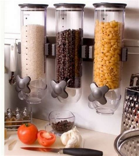 Kitchen Storage Canisters by Unique And Helping Kitchen Gadgets