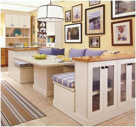 Kitchen Nook Storage Ideas 10 Cool And Clever Breakfast Nook Storage Ideas