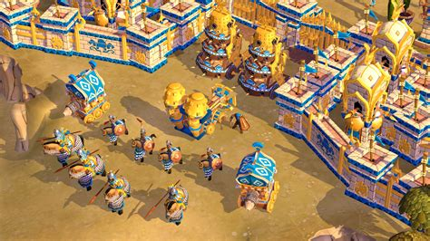 age of empire mobile age of empires gets persians handful of new high