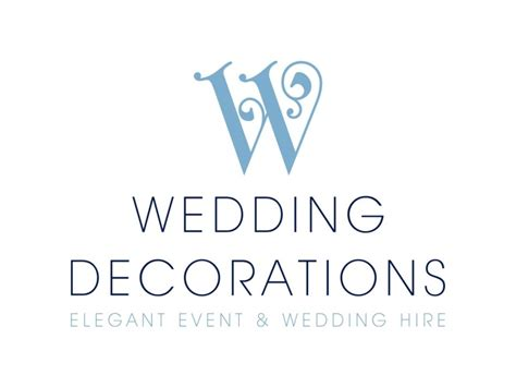 Wedding Decoration Logo by Logo Design For Wedding Decorations Logobrands By