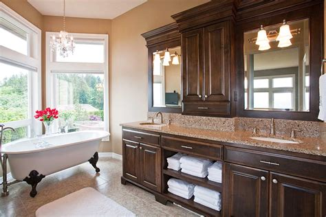 master baths beaudry s custom woodworking gallery