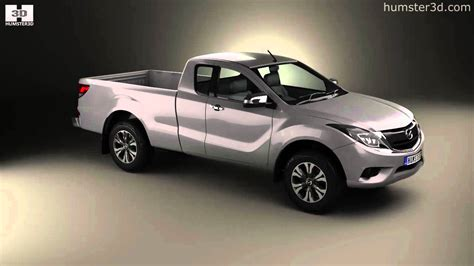 mazda bt50 freestyle mazda bt 50 freestyle cab 2016 by 3d model store humster3d