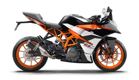 Ktm Duke 390 Rs 2017 Ktm Rc 390 Rc 200 Launched In India At Rs 2 25 Lakh