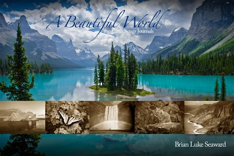 beautiful picture a beautiful world the earth songs journals hardcover