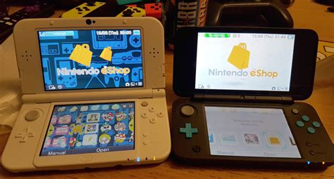 Nintendo New 3ds Ll Or Xl Layar Ips Cfw Bisa Request Bajakan 1 new 2ds xl review tired hack