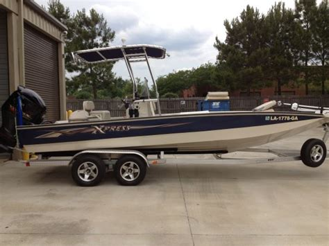 xpress boats in baton rouge 2012 xpress hb24 bay boat for sale in baton rouge
