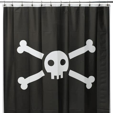 jolly roger shower curtain pinterest the world s catalog of ideas