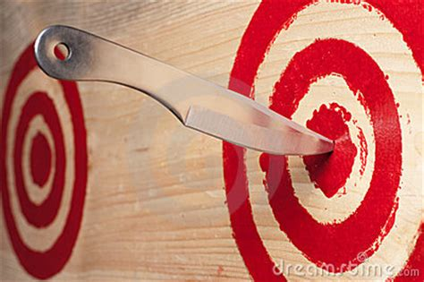 printable throwing knife targets target and throwing knife stock photos image 13640873