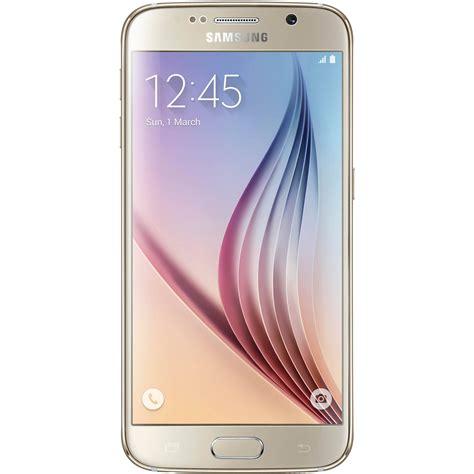 h samsung galaxy samsung galaxy s6 sm g920i 32gb smartphone g920i 32gb gold b h