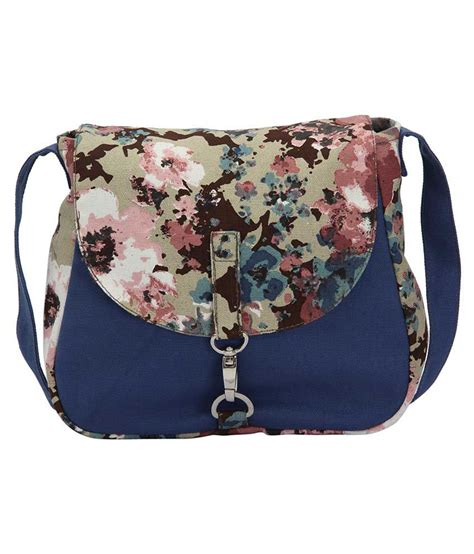 Sling Bag Kanvas 1 vivinkaa multi canvas sling bag buy vivinkaa multi