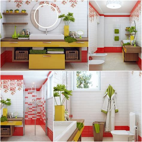 red and yellow bathroom red and yellow bathroom my web value