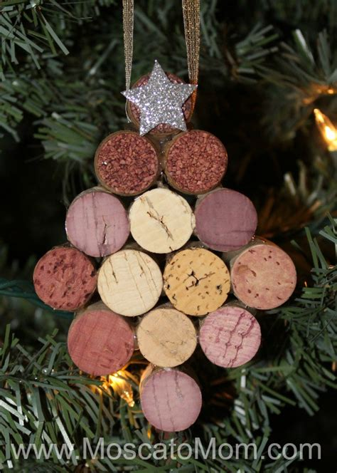 wine cork christmas tree ornaments the day i nearly lost a thumb moscato