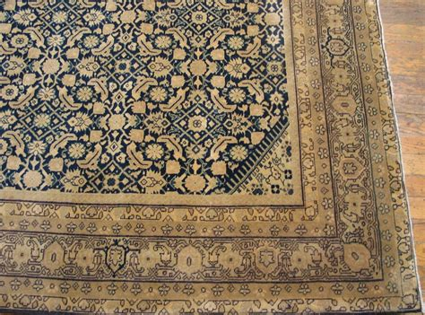 indian rug burn origin antique indian rug 40 1863 indian 12 2 x 15 8 navy origin india circa 1920