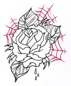 Rose tattoos outline rose tattoos designs and ideas page 7