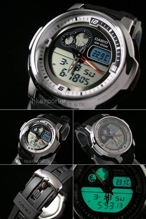 Jam Tangan Termometer jual casio aqf 102 baru jam tangan terbaru murah lengkap murahgrosir