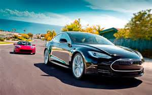 Tesla Next Electric Car Tesla Motors Launches Upgrade To Its Electric