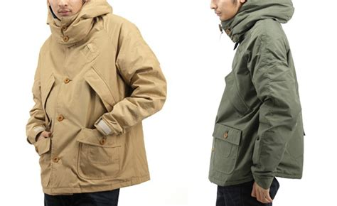 Parka Cewe waste x mt rainier design 60 40 parka jacket hypebeast