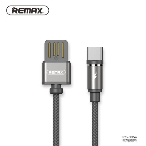 Cable Kabel Charger Magnetic Magnetik Usb Type C Magnet Murh remax gravity kabel charger magnetic usb type c rc 095a black jakartanotebook