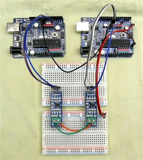 rs 485 module for arduino max485