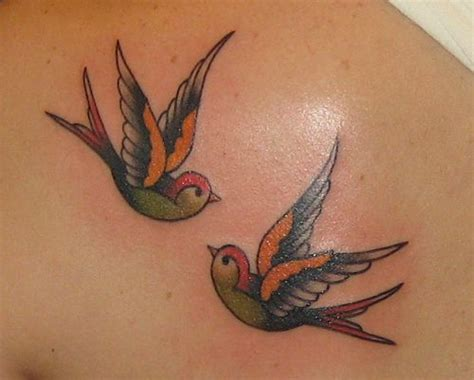 pair tattoos pretty simple i like the on this one beautiful