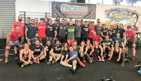Hell S Kitchen Crossfit by Crossfit Forging Elite Fitness Monday 170515