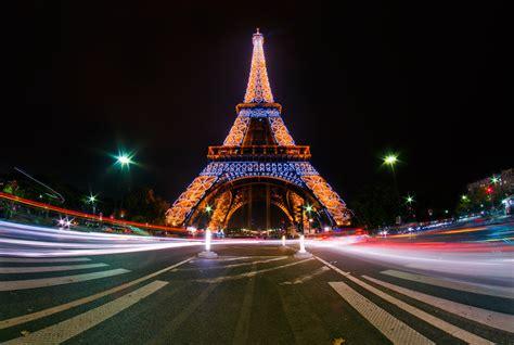 Eiffel Tower Light Show by Eiffel Tower Light Show Travel Caffeine