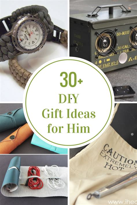 creative ideas for him best diy gifts for him the idea room