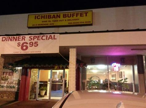 new locations name is ichiban buffet picture of chen s