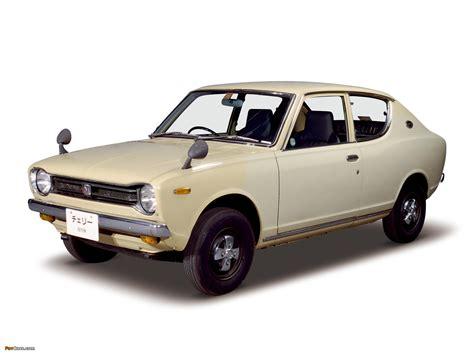 nissan datsun 1970 images of datsun cherry 2 door sedan e10 1970 74 1600x1200