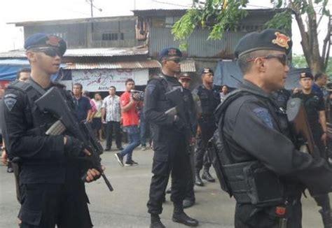 ahok jakarta post ahok officiates market opening amid tight security city