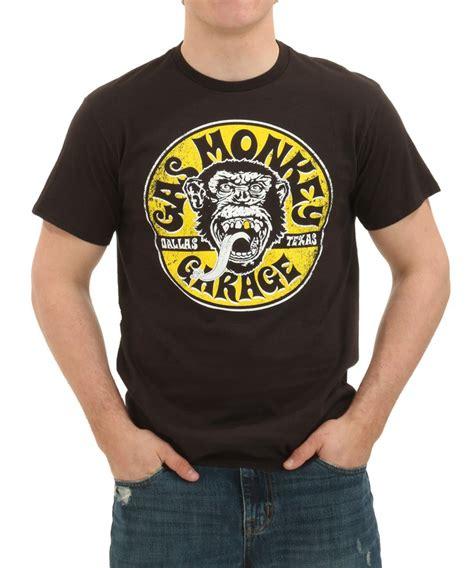 T Shirt Monkey gas monkey garage t shirt