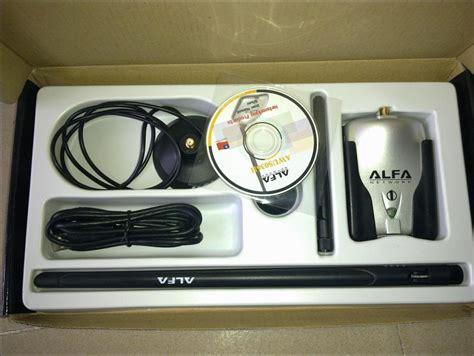 Usb Wifi Alfa alfa wifi usb adapter alfa luxury 1000mw and 8dbi antenna alfa wifi usb adapter alfa luxury
